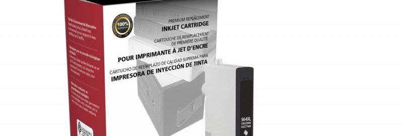 High Yield Photo Black Ink Cartridge for HP CR277WN (HP 564XL)