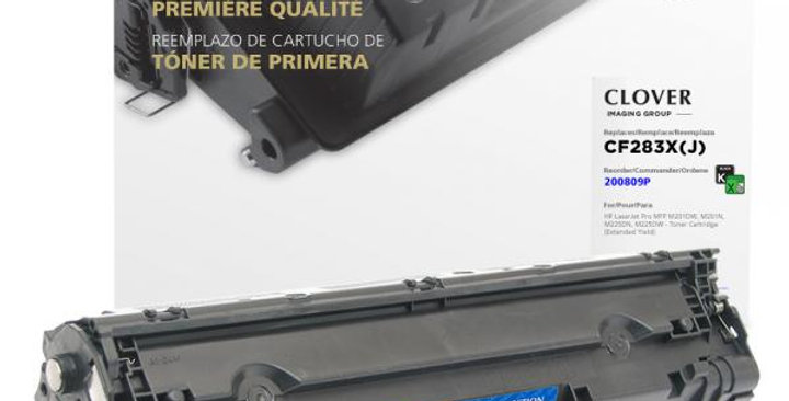 Extended Yield Toner Cartridge for HP CF283X