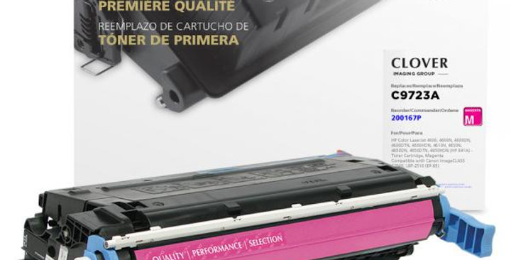 Magenta Toner Cartridge for HP C9723A (HP 641A)