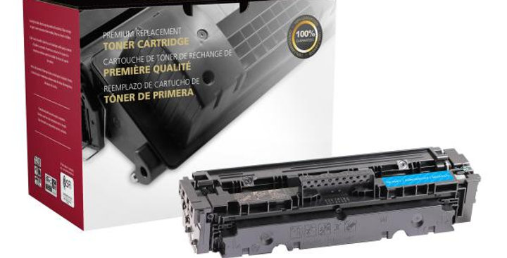 High Yield Cyan Toner Cartridge for Canon 1245C001 (045 H)