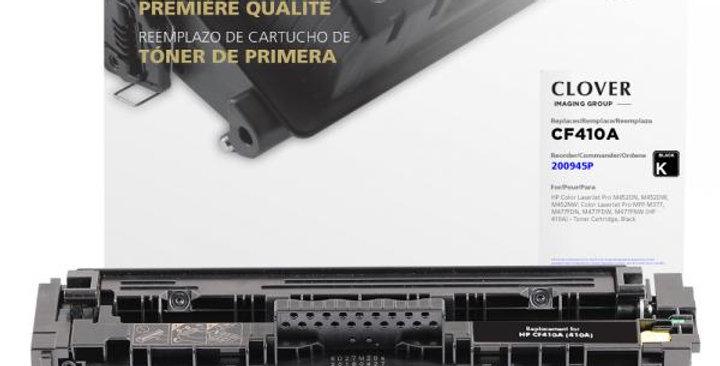Black Toner Cartridge for HP CF410A (HP 410A)