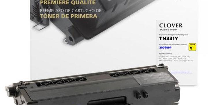 Yellow Toner Cartridge for Brother TN331