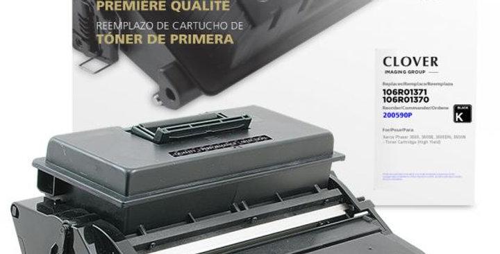 High Yield Toner Cartridge for Xerox 106R01371/106R01370