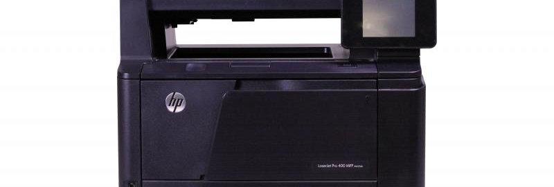 HP LaserJet Pro M425dn Printer