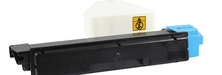 Non-OEM New Cyan Toner Cartridge for Kyocera TK-592