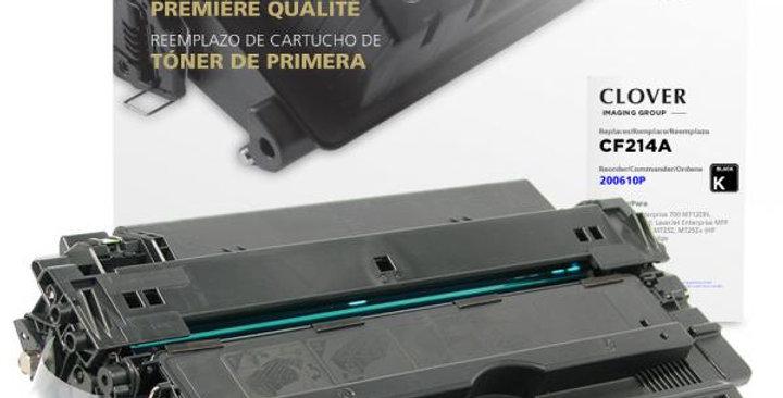 Toner Cartridge for HP CF214A (HP 14A)