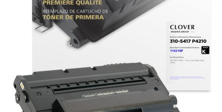 High Yield Toner Cartridge for Dell 1600