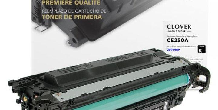 Black Toner Cartridge for HP CE250A (HP 504A)