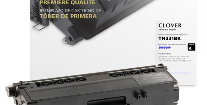 Black Toner Cartridge for Brother TN331