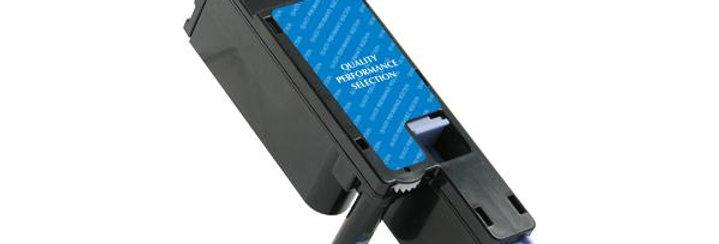 High Yield Cyan Toner Cartridge for Dell 1250/C1760