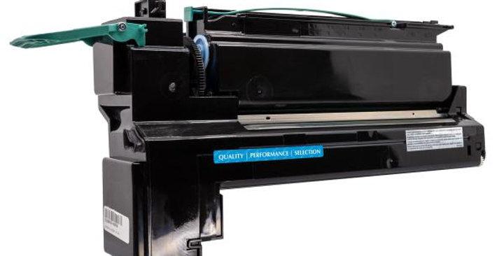 High Yield Cyan Toner Cartridge for Lexmark C792