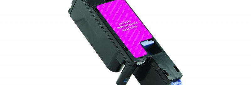 Magenta Toner Cartridge for Xerox 106R02757