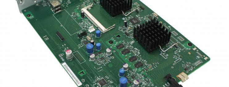 HP OEM HP M855 OEM Formatter Board