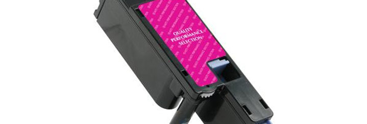 High Yield Magenta Toner Cartridge for Dell 1250/C1760