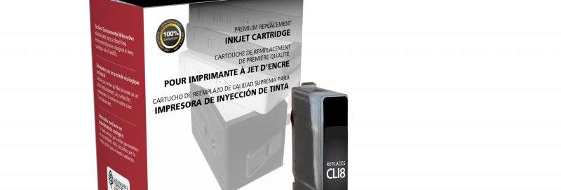 Cyan Ink Cartridge for Canon CLI-8