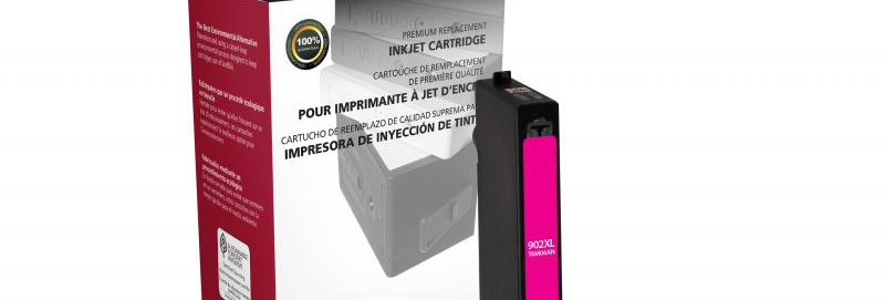 High Yield Magenta Ink Cartridge for HP T6M06AN (HP 902XL)
