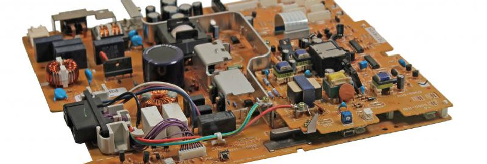 Remanufactured HP 4100 Engine Controller Board
