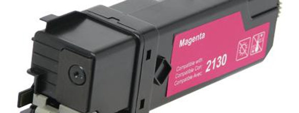 High Yield Magenta Toner Cartridge for Dell 2130/2135