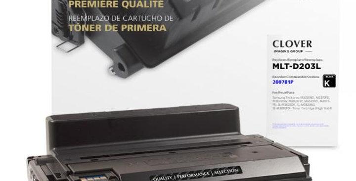 High Yield Toner Cartridge for Samsung MLT-D203L/MLT-D203S