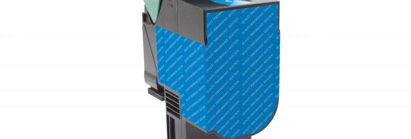 Extra High Yield Cyan Toner Cartridge for Lexmark CS510
