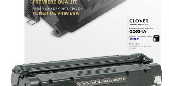 Toner Cartridge for HP Q2624A (HP 24A)