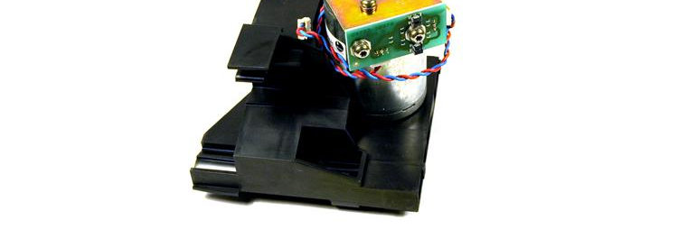 HP OEM HP 2000CP Carriage (Y-Axis) Motor Assembly