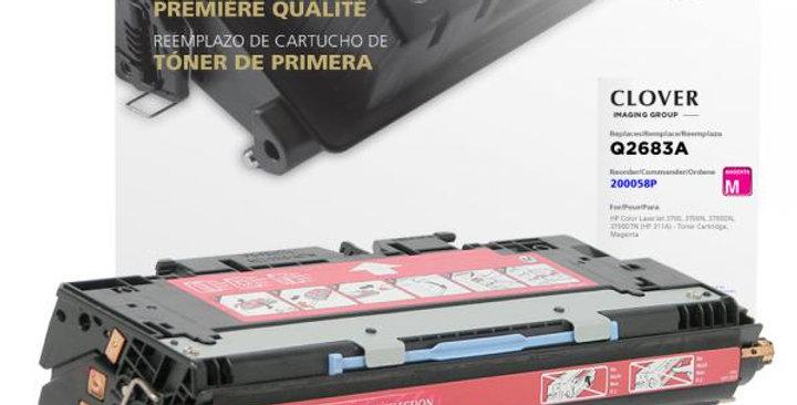Magenta Toner Cartridge for HP Q2683A (HP 311A)