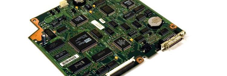 Remanufactured HP 3100 Formatter Board