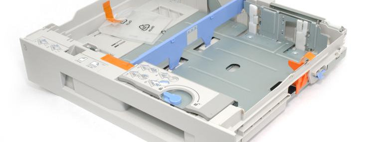 Remanufactured HP 8000 Refurbished Lower Paper Input Tray 3