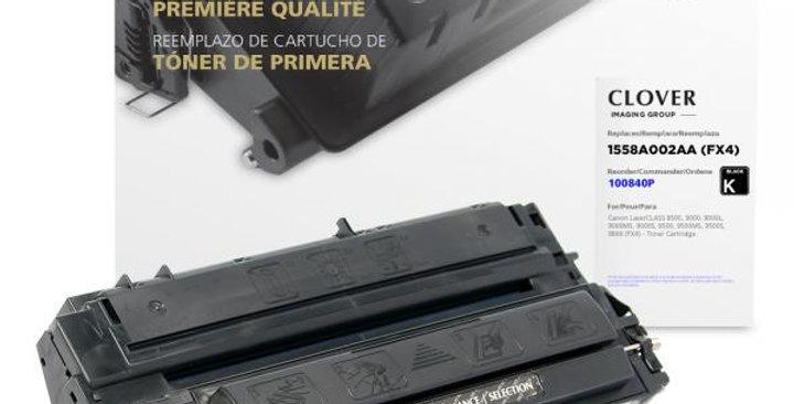 Toner Cartridge for Canon 1558A002AA (FX4)