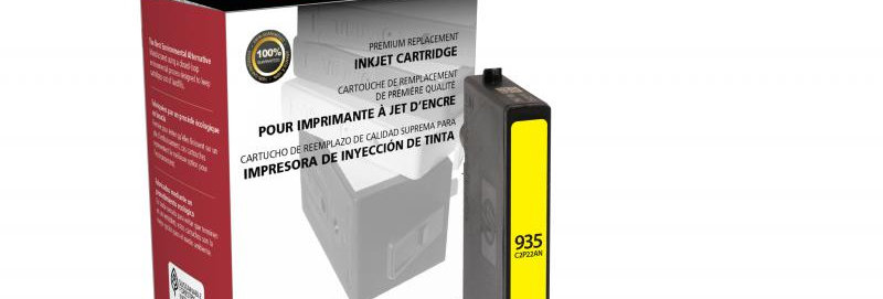 Yellow Ink Cartridge for HP C2P22AN (HP 935)