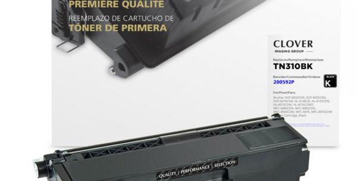 Black Toner Cartridge for Brother TN310
