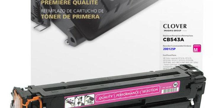 Magenta Toner Cartridge for HP CB543A (HP 125A)