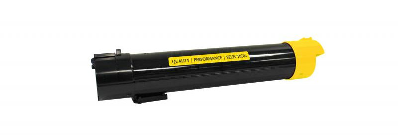 High Yield Yellow Toner Cartridge for Dell 5130