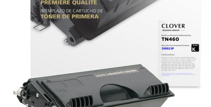 High Yield Toner Cartridge for Brother TN460
