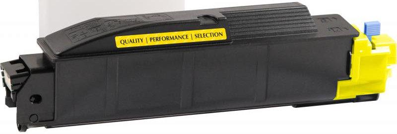 Non-OEM New Yellow Toner Cartridge for Kyocera TK-5142Y