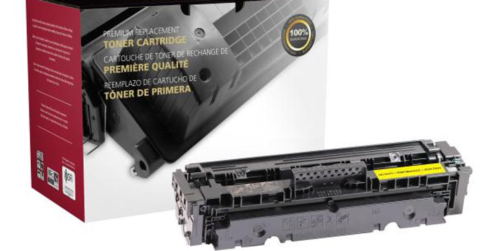 High Yield Yellow Toner Cartridge for Canon 1243C001 (045 H)
