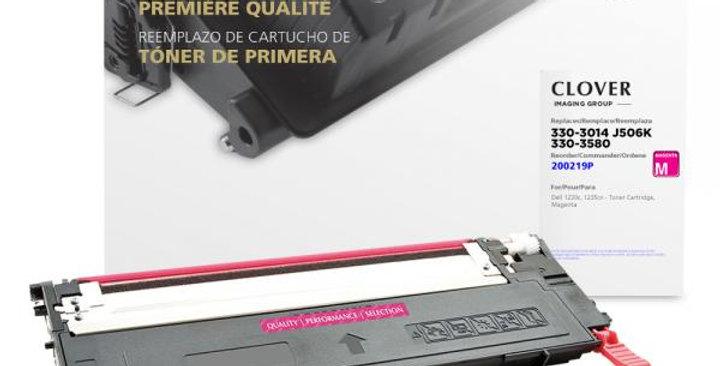 Magenta Toner Cartridge for Dell 1230/1235