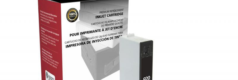 Black Ink Cartridge for HP CD971AN (HP 920)