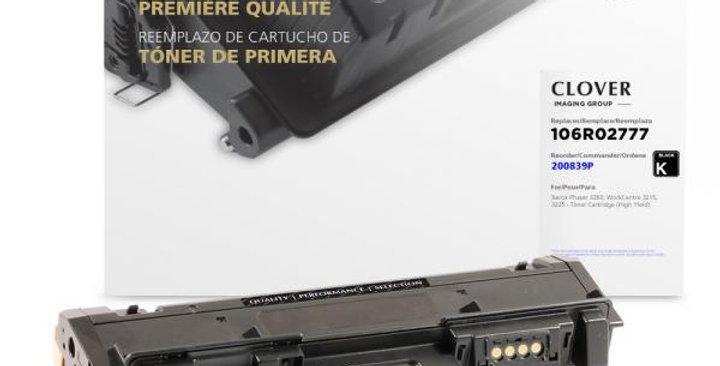 High Yield Toner Cartridge for Xerox 106R02777