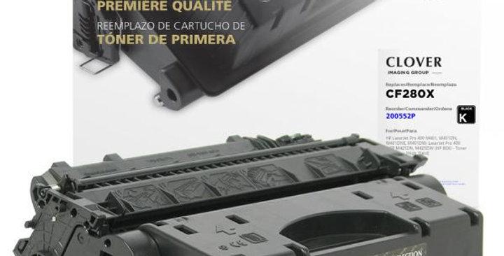 High Yield Toner Cartridge for HP CF280X (HP 80X)