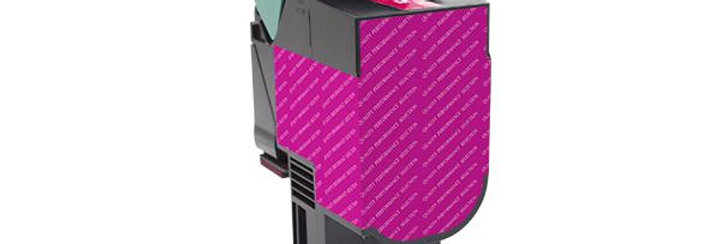 High Yield Magenta Toner Cartridge for Lexmark C540/C544/X543/X544