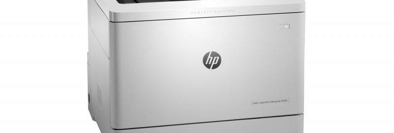 HP M553DN Printer