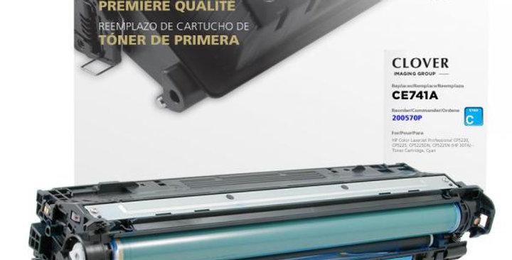 Cyan Toner Cartridge for HP CE741A (HP 307A)