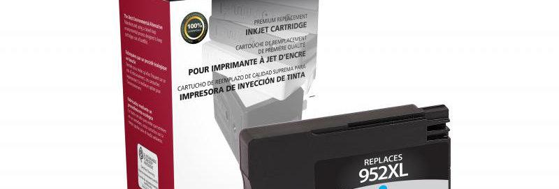 High Yield Cyan Ink Cartridge for HP L0S61AN (HP 952XL)
