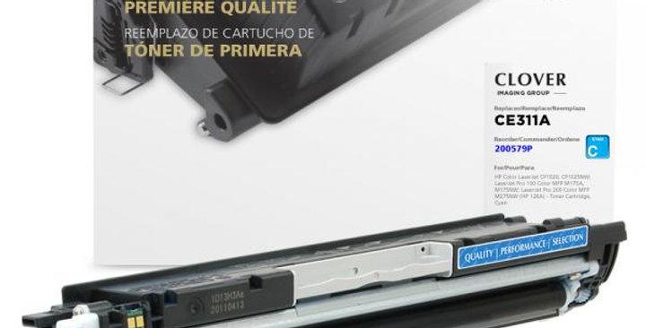 Cyan Toner Cartridge for HP CE311A (HP 126A)