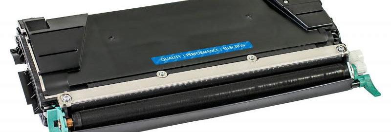 Cyan Toner Cartridge for Lexmark C746/C748
