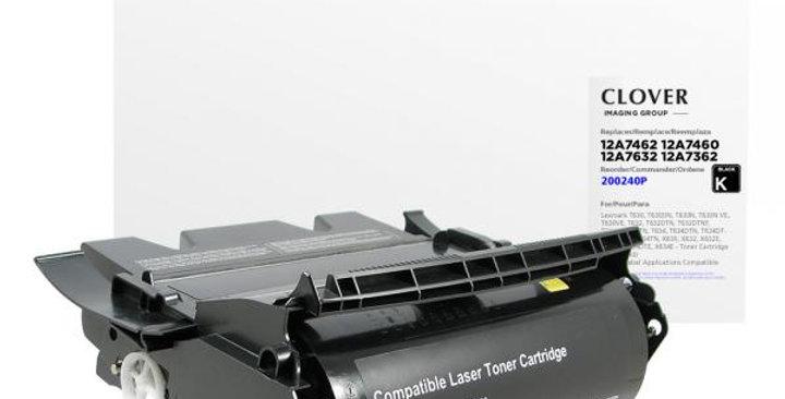 High Yield Toner Cartridge for Lexmark T630/T632/T634/X632/X634