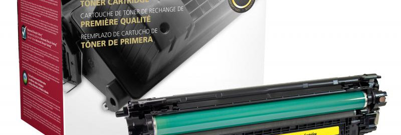High Yield Yellow Cartridge for HP CF362X (HP 508X)