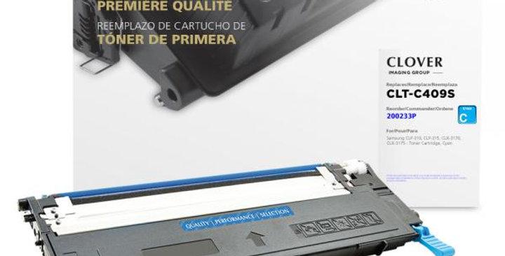 Cyan Toner Cartridge for Samsung CLT-C409S